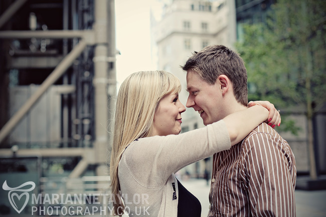 London engagement photography