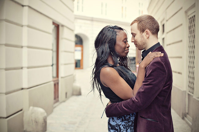Vienna engagement photography