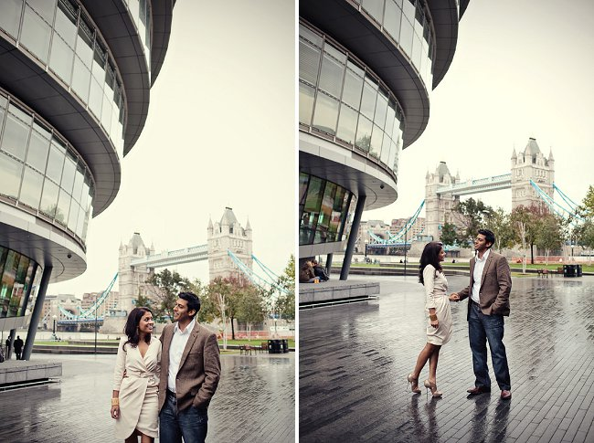 creative engagement photography