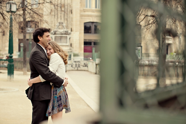 creative beloved engagement photography Paris