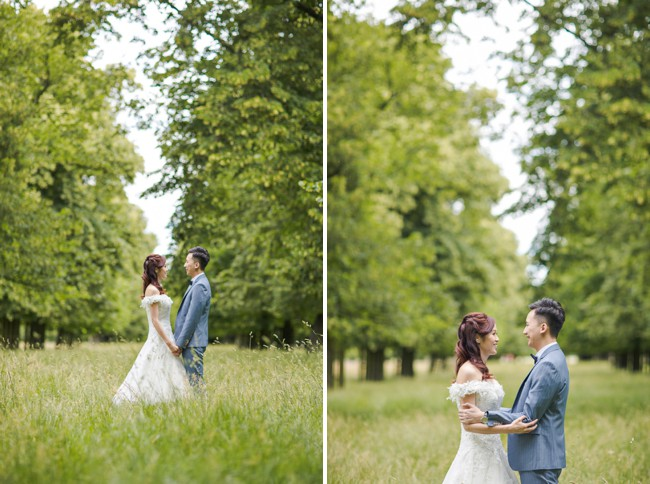 Marianne Taylor creative beloved engagement photography London Bushy Park