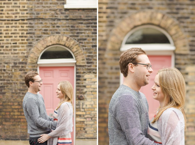 London Engagement Together photography by Marianne Taylor