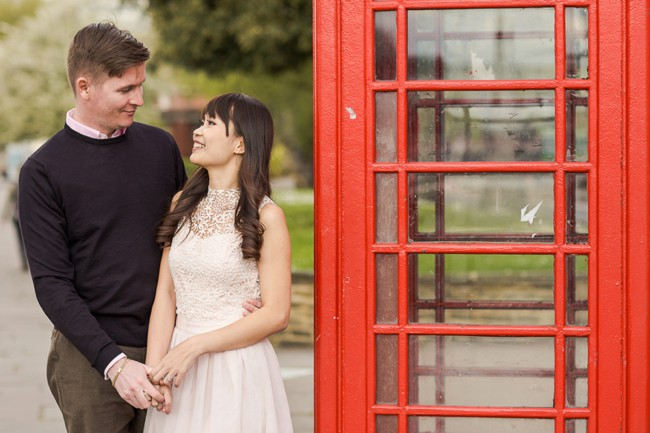 London Engagement Pre-wedding Together photography by Marianne Taylor