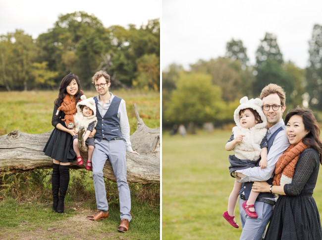 London Family Together photography by Marianne Taylor.