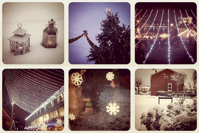 London Christmas 2010