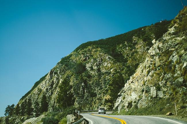 West Coast USA road trip
