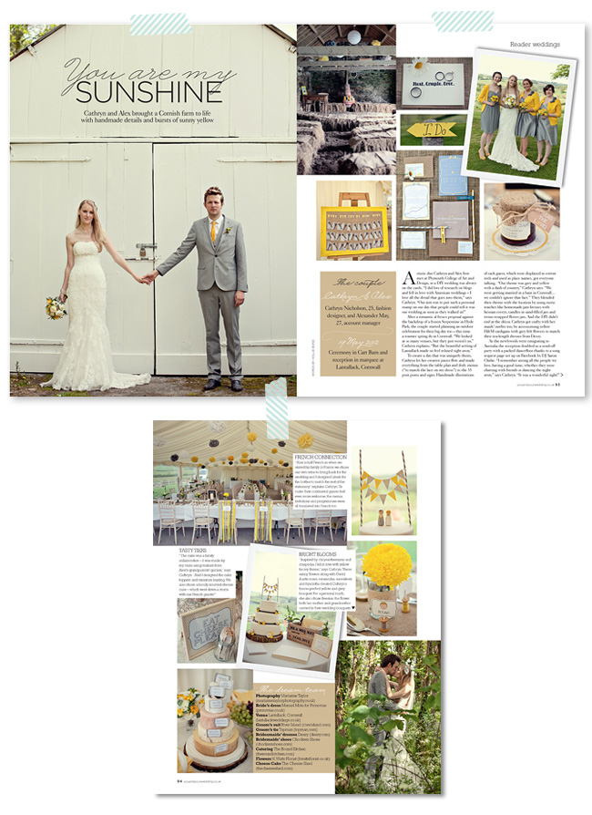 You & Your Wedding Wedding Magazine