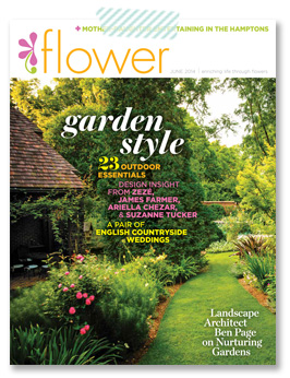 Flower magazine May June 2014