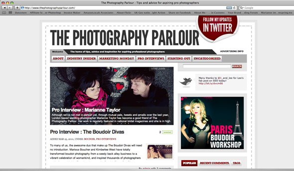Photography Parlour