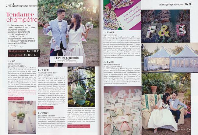 Marions-Nous! Magazine