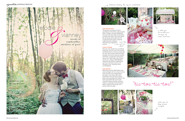 Signature Weddings Magazine