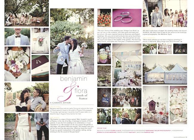 Signature Weddings Magazine
