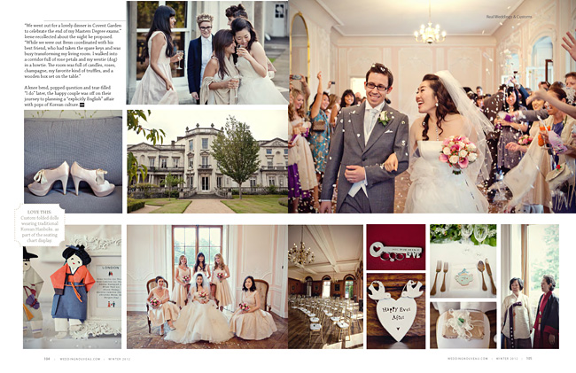 Wedding Nouveau Magazine