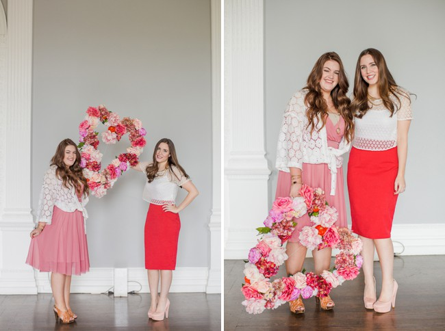 Bridal Musings & Marianne Taylor collaboration