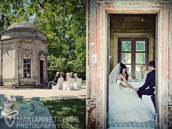 creative London wedding photography