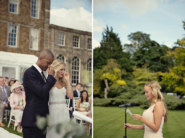 creative fine art wedding reportage photography Aynhoe Park