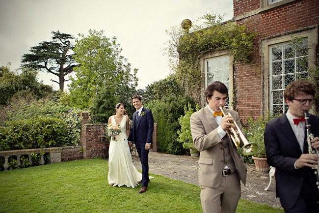 creative fine art wedding reportage photography Yarlington House Somerset