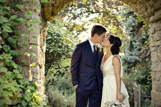 creative fine art wedding reportage photography Yarlington House Somerset