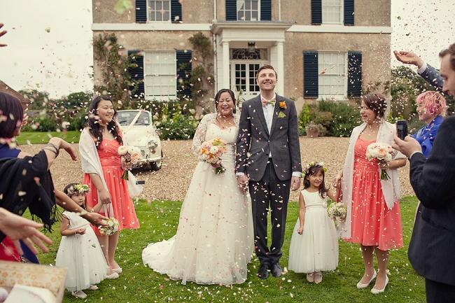 Julie taylor wedding