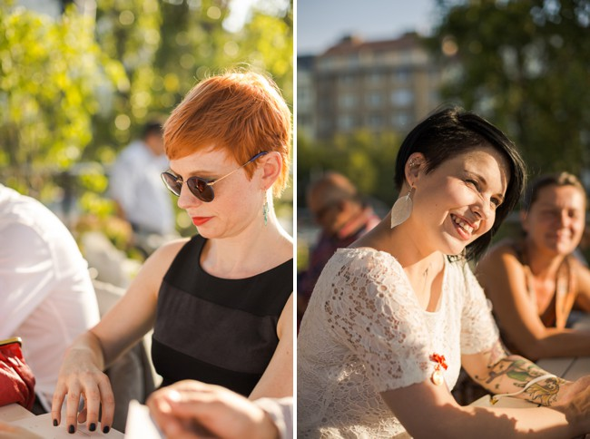 Vienna elopement wedding reportage photography by Marianne Taylor