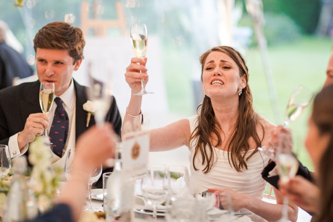 Creative wedding reportage photography by Marianne Taylor
