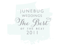 Junebug Weddings - The Best of the Best 2011