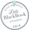 Style Me Pretty - Little Black Book Member