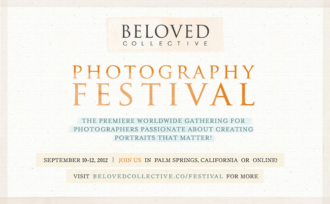 Beloved Collective Photography Festival