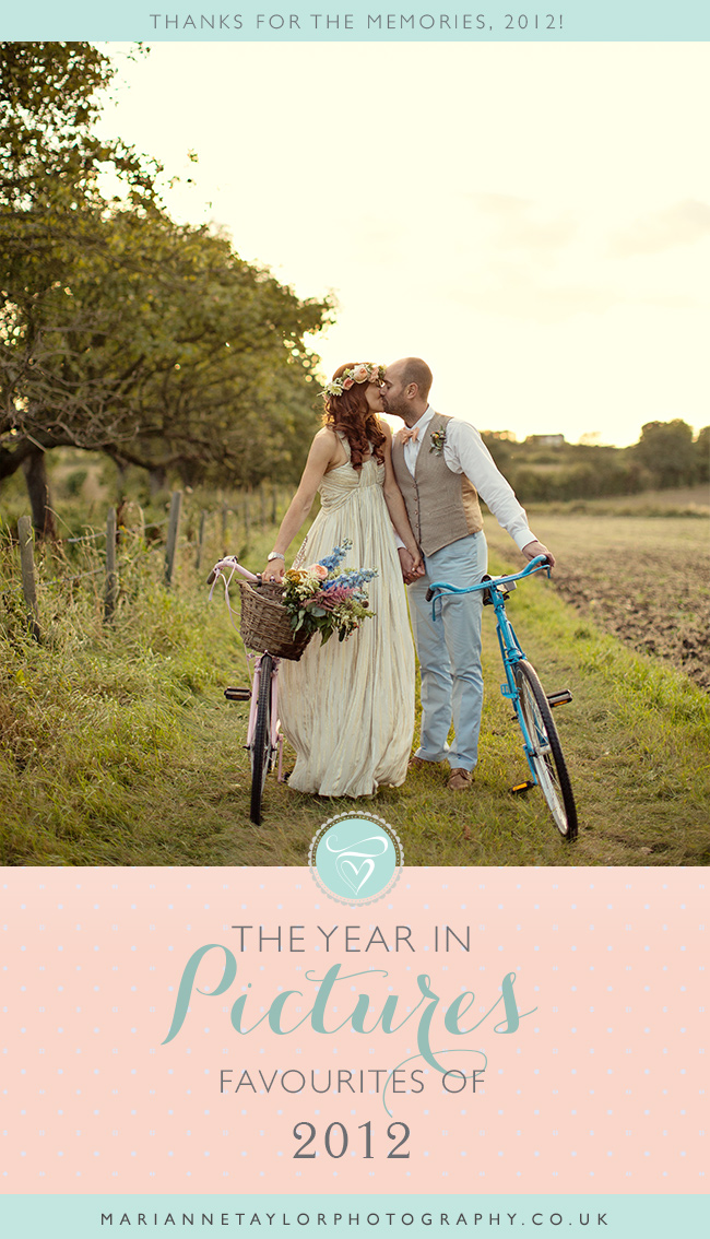 Favourite images from 2012 by Marianne Taylor Photography.