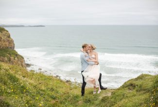 Rose & Robin : Joyful anniversary session by the sea