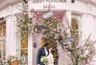 Enchanting Elopement Wedding in London
