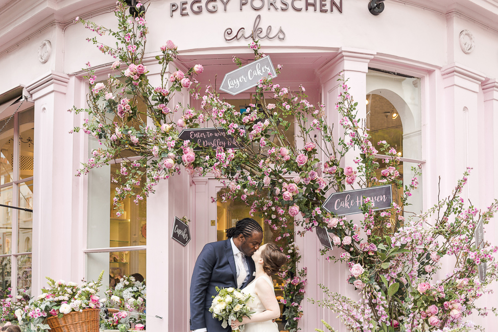 Enchanting Elopement Wedding in London